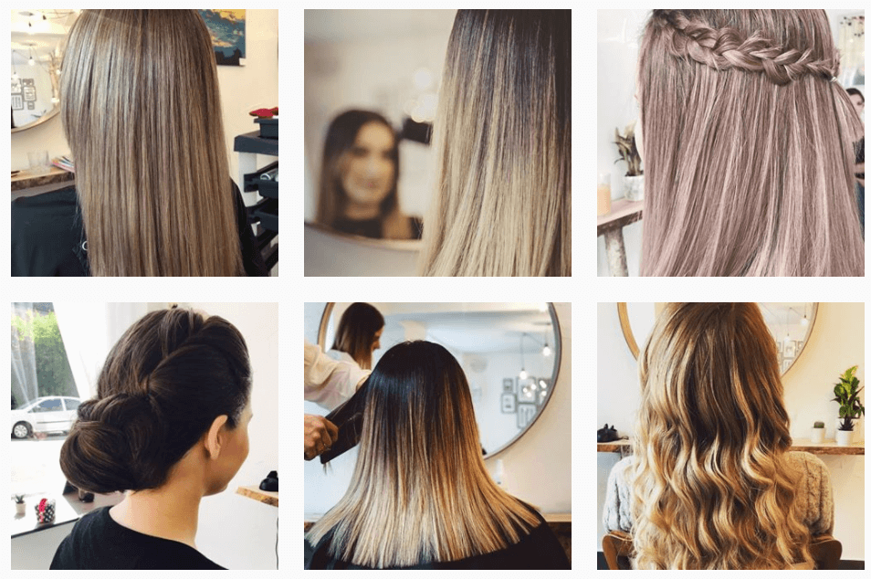 Friseur Eindrücke Lovely Hair Augsburg